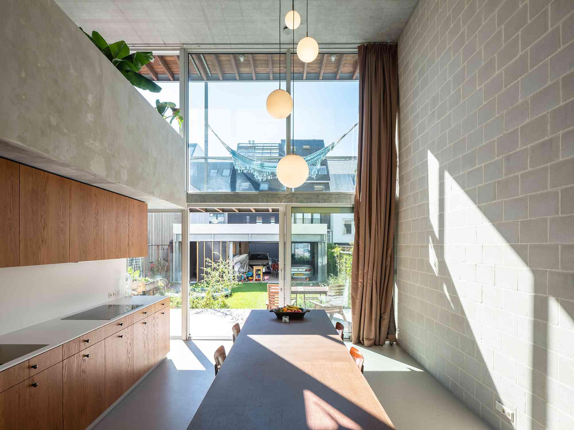 Three Generation House by BETA ground floor kitchen
