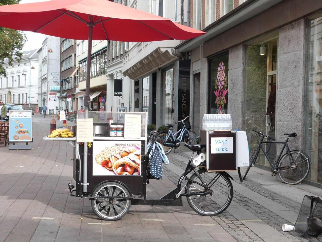 bike cafe in copenhagen