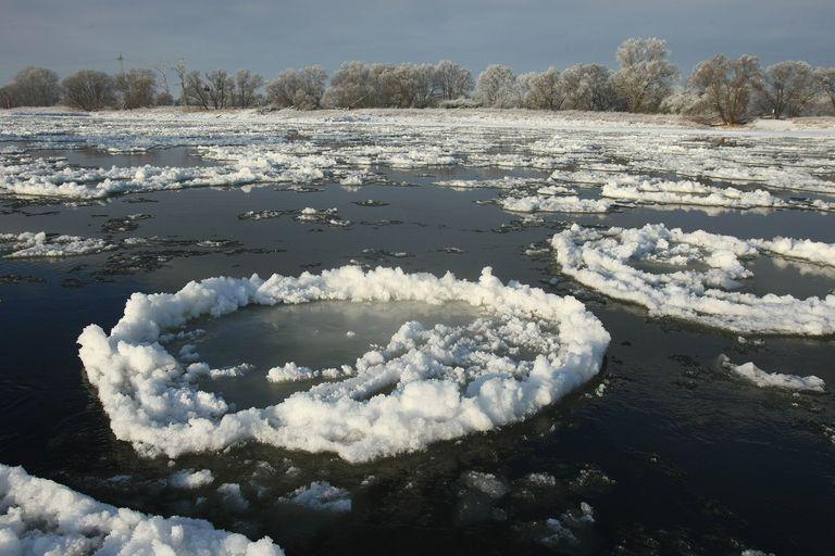ice circle photo