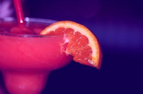 organic berry drink image