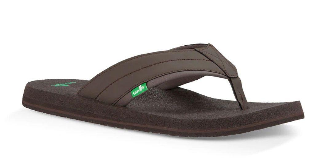 Mens Vegan Slip On Sandal
