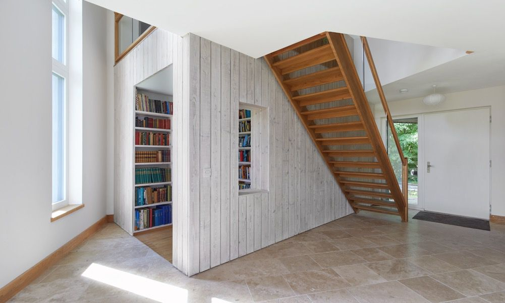 Library in roof