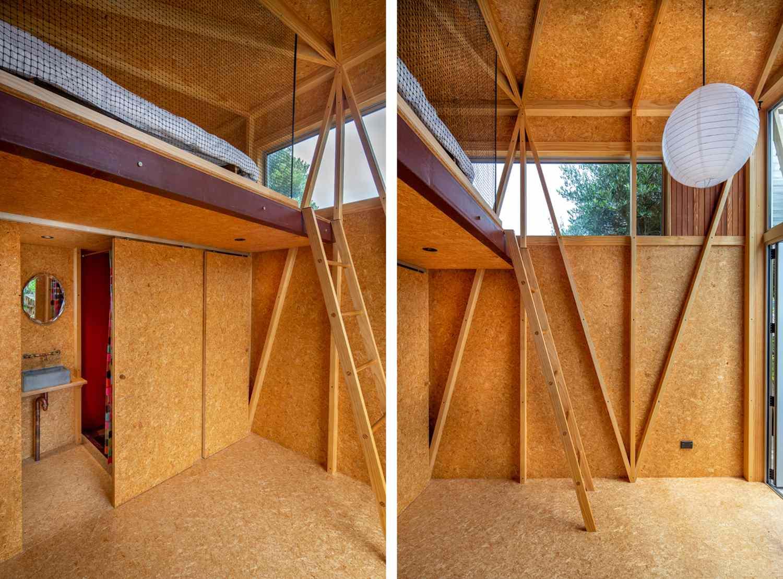 Herald Garden Studio Parsonson Architects interior