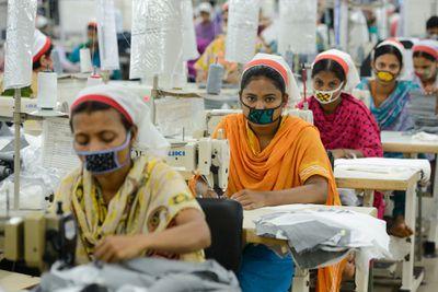garment workers in Bangladesh