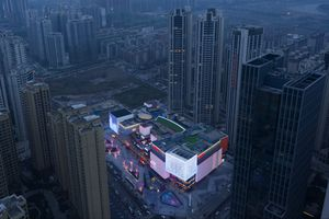 UNIFUN Chengdu by CLOU architects