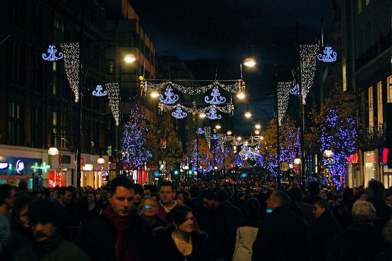 ¿Es este el principio del fin de las compras navideñas tradicionales?