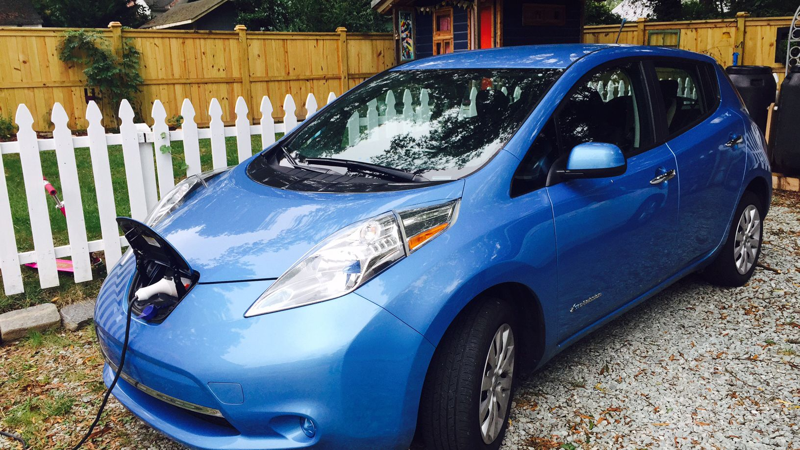 Life With A Used Nissan Leaf The First Month