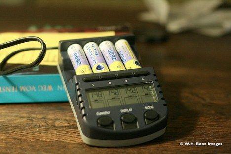 Mantenga las baterías recargables por más tiempo con el reacondicionador de baterías DIY
