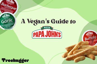 Papa John's vegan guide