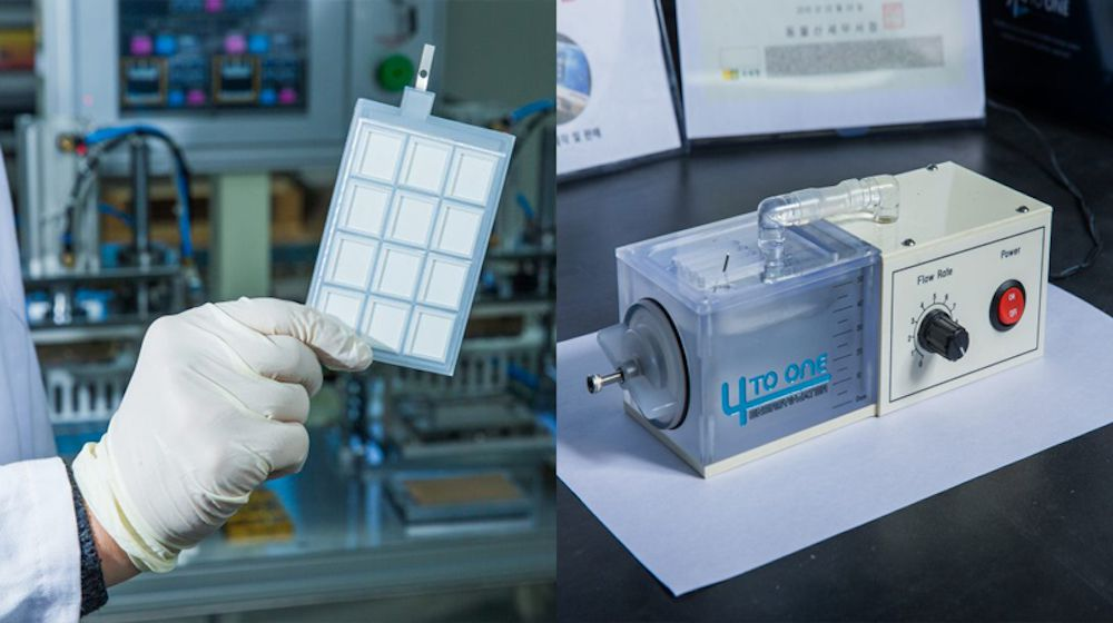 This New Battery Runs on Seawater