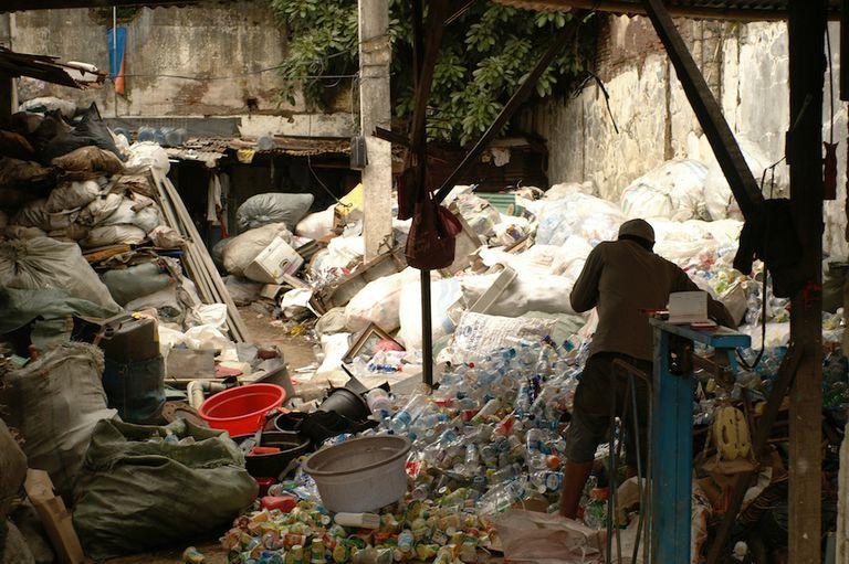 Ahora que China no aceptará residuos plásticos, ¿qué está haciendo Estados Unidos?