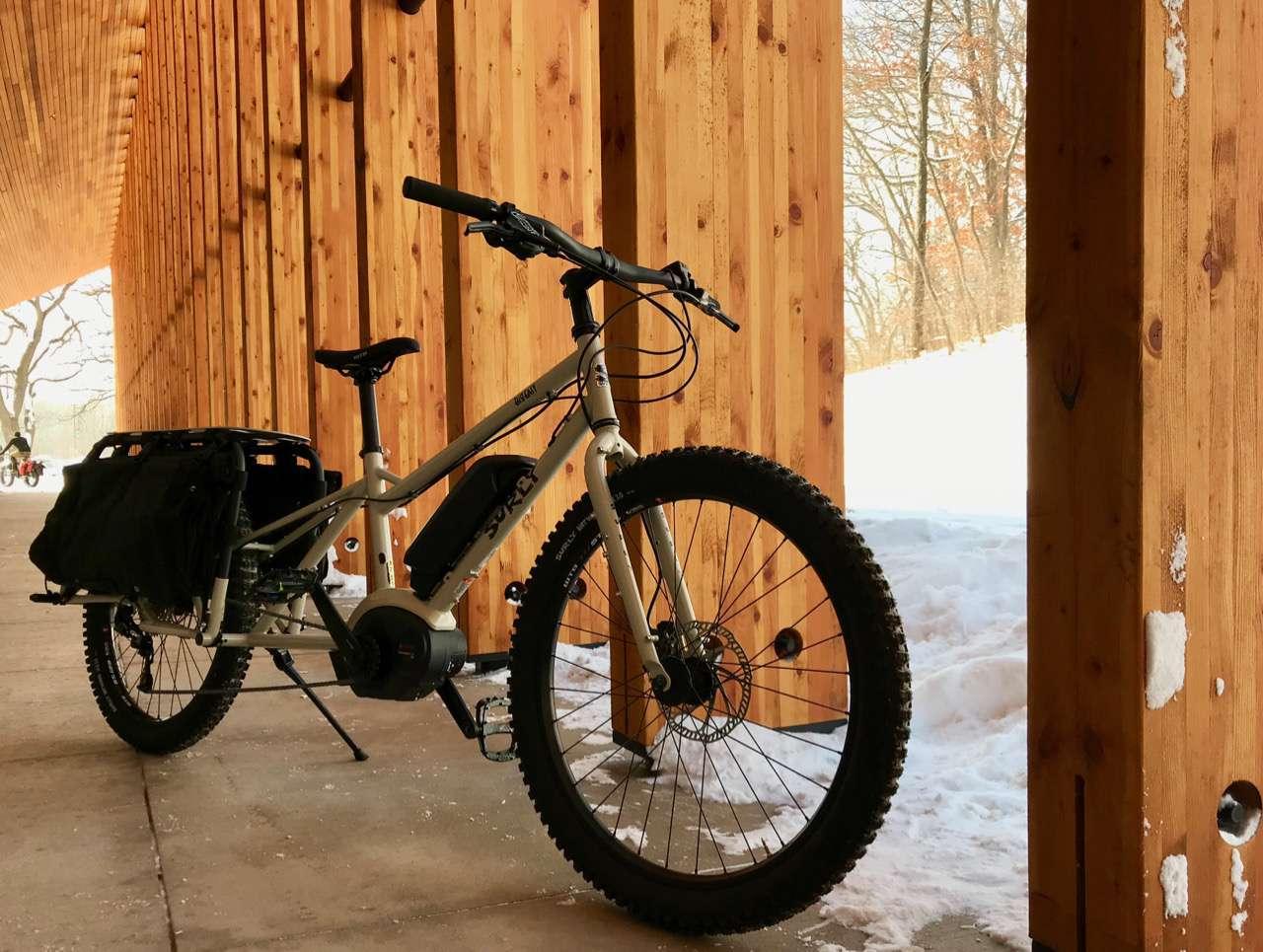Surly big easy bike