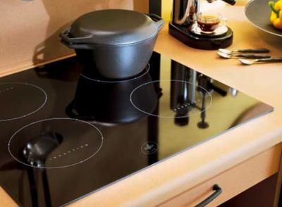 DDP Induction Cooktop photo