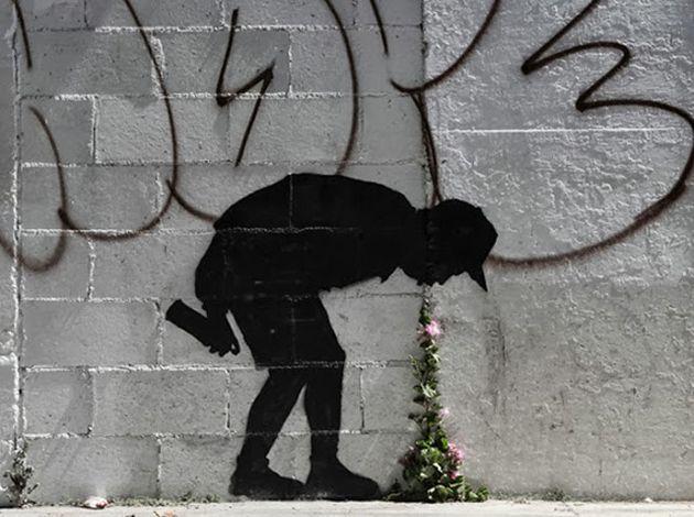 El nuevo arte callejero