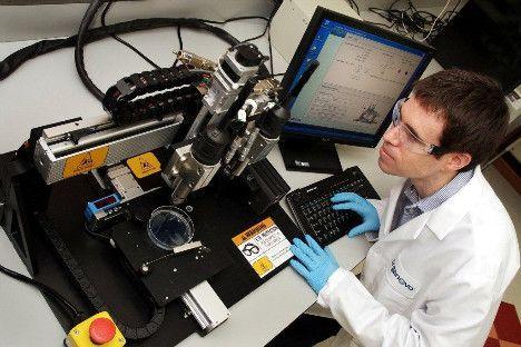 Kinko's for Kidneys: Impresión 3D de sus propias partes del cuerpo