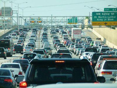 Miami rush hour