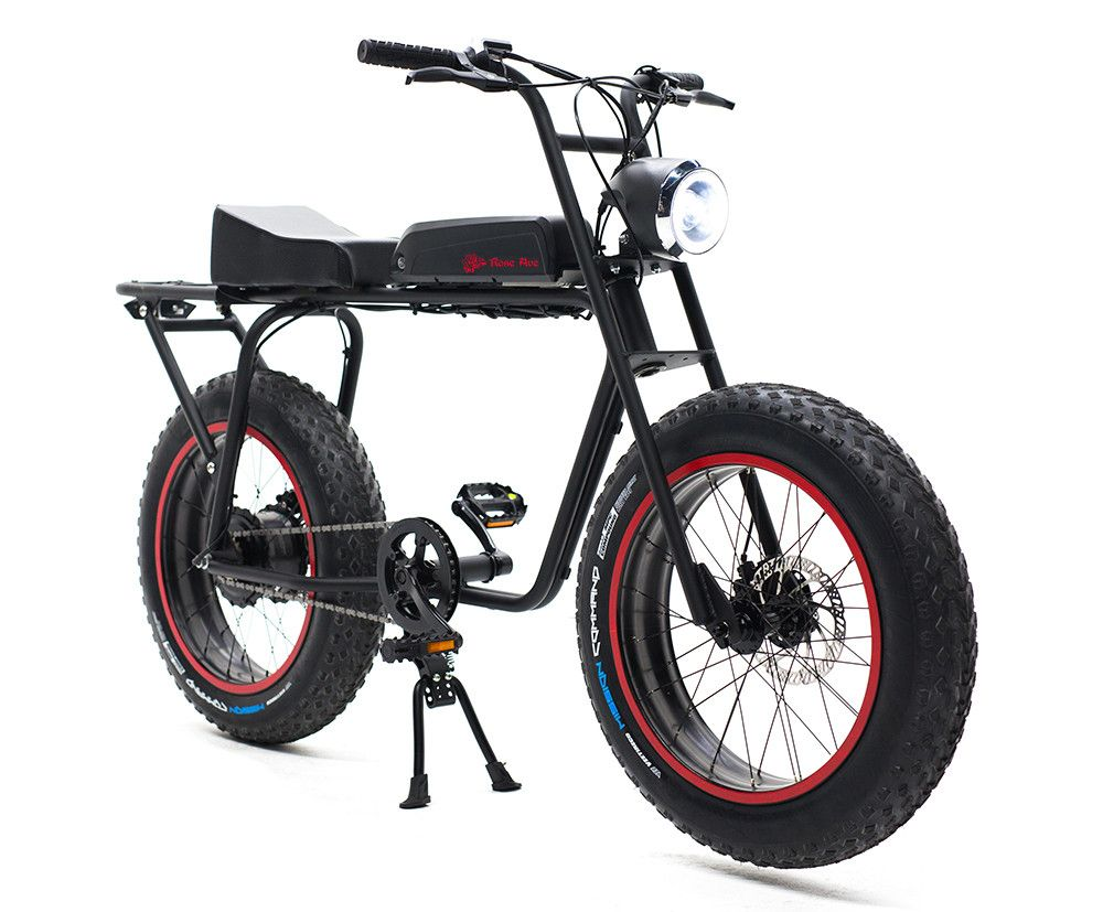 Lithium Cycles Super 73 Scout Rose Ave.