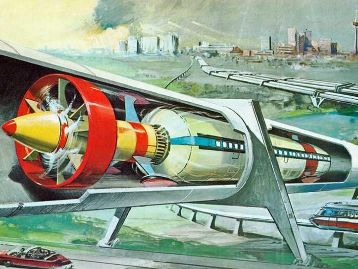 hyperloop fantasy