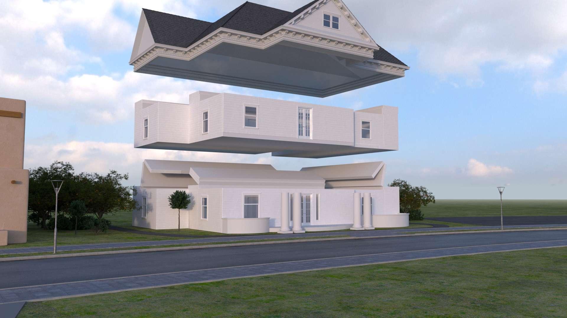 McMansion design