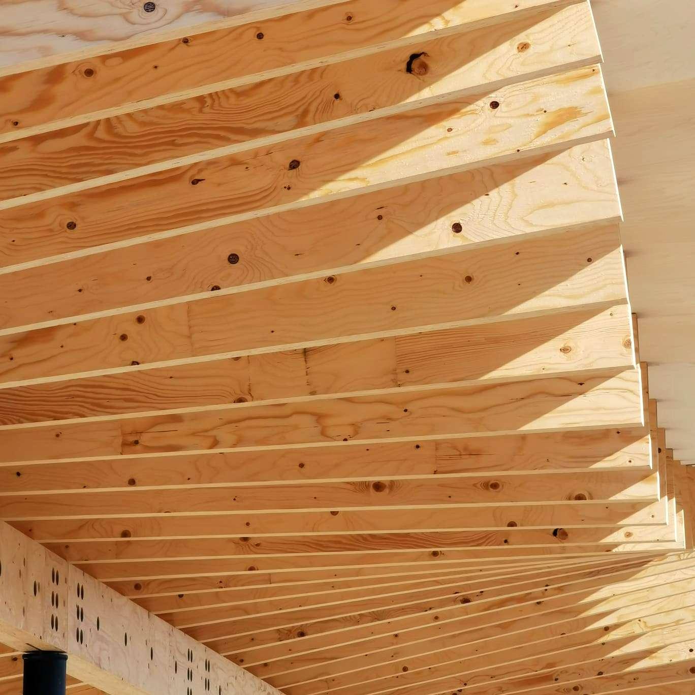 Canopy wood