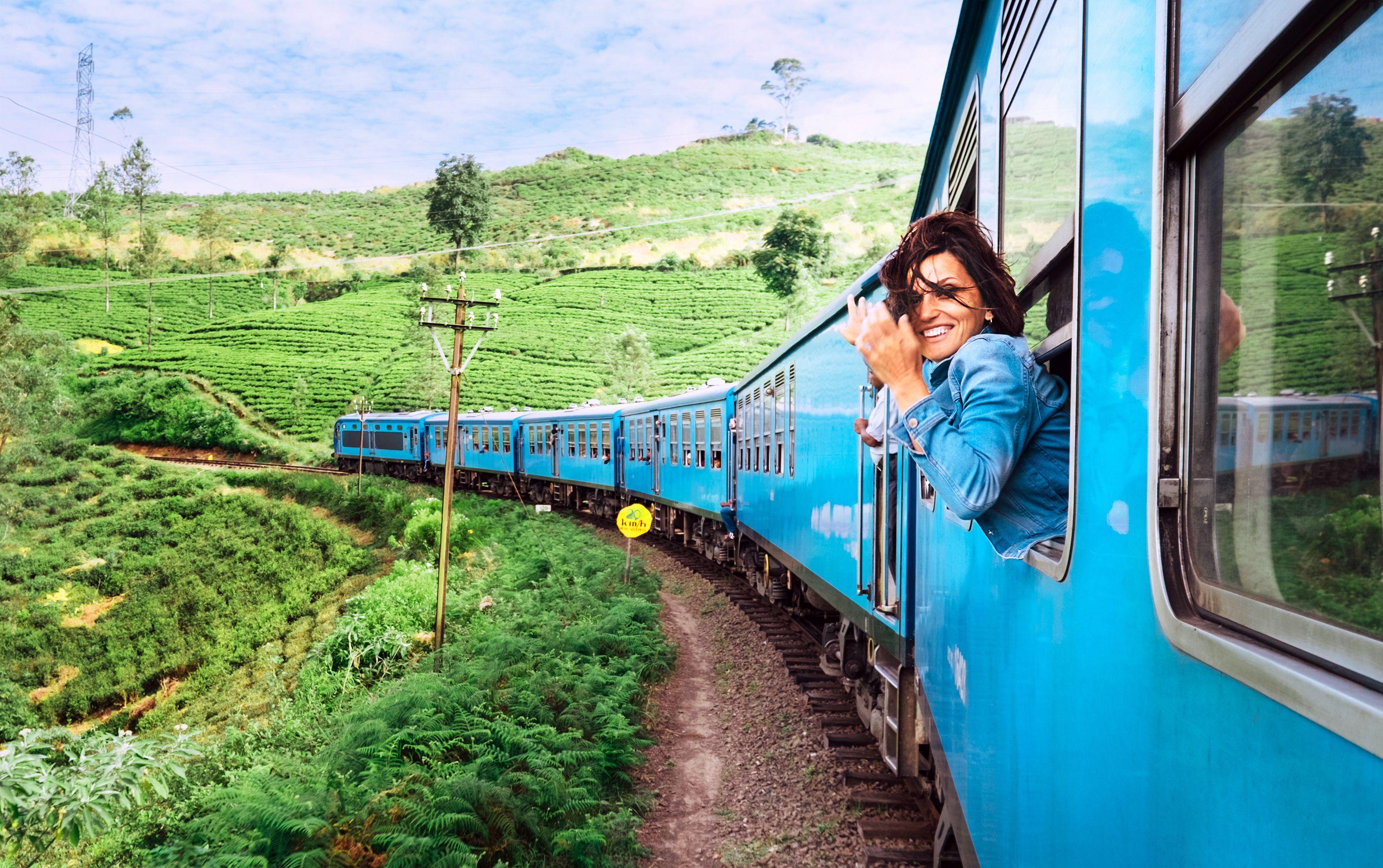 9 of the World's Best Long-Haul Train Journeys
