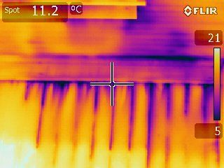 Natural ventilation in my house