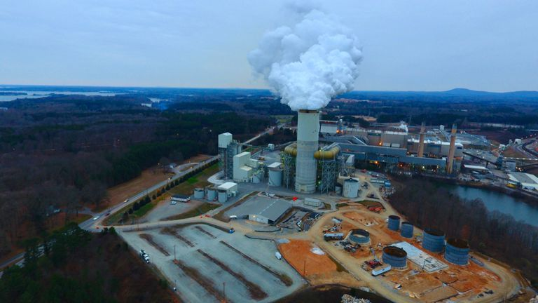 Duke Energy sale del ACCCE