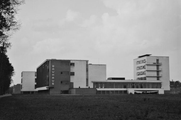 Bauhaus in 1928