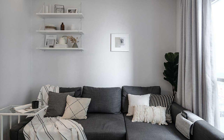 Quiet Apartment Co+in Collaborative Lab sofa