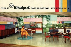 RCA Whirlpool Miracle Kitchen