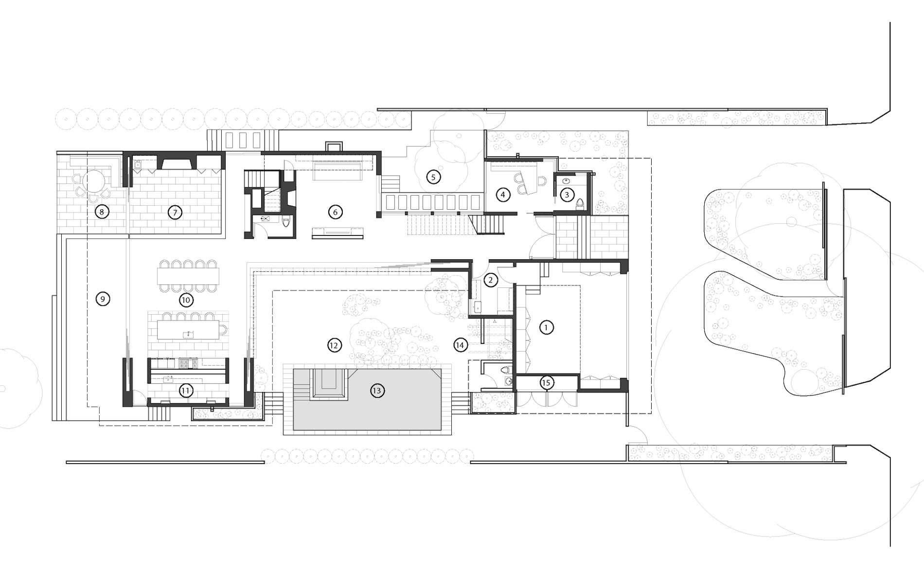 Floor plan Connor + Perry