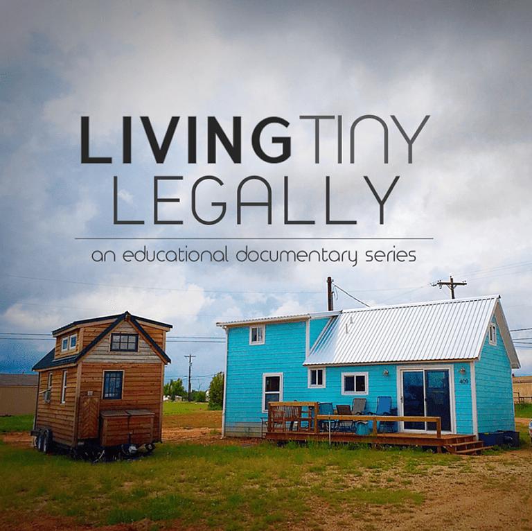 'Living Tiny Legally' Docu-Series explora lo que se necesita para legalizar las casas pequeñas (video)