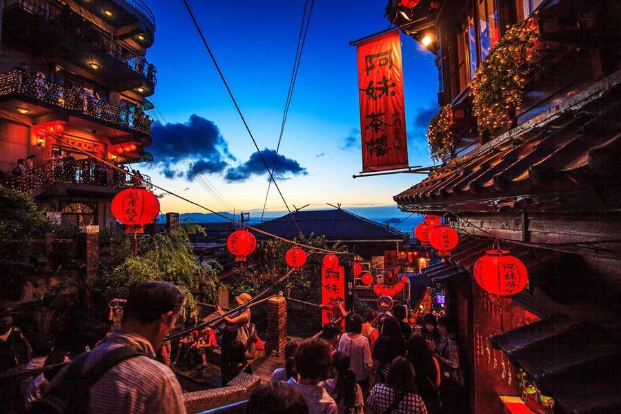 Blue Hour: New Taipei City, Taiwan