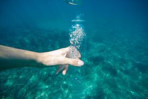 Deep-sea currents may now be transporting microplastics along with oxygen and nutrients.