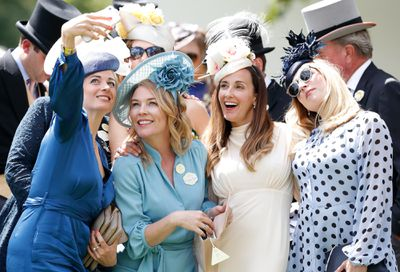 Royal Ascot outfits