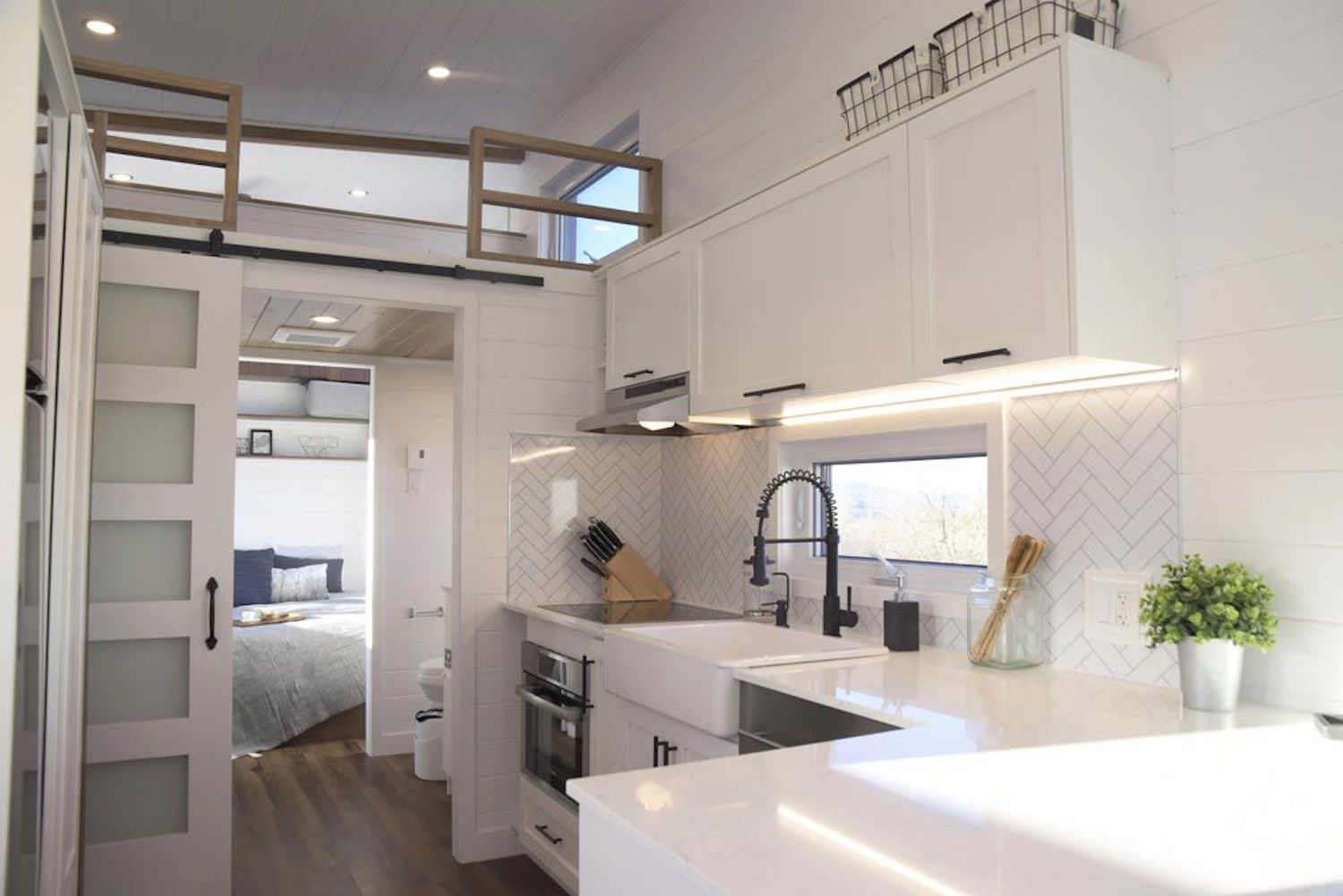 The Magnolia Is An Extra Wide Park Model Tiny House Video