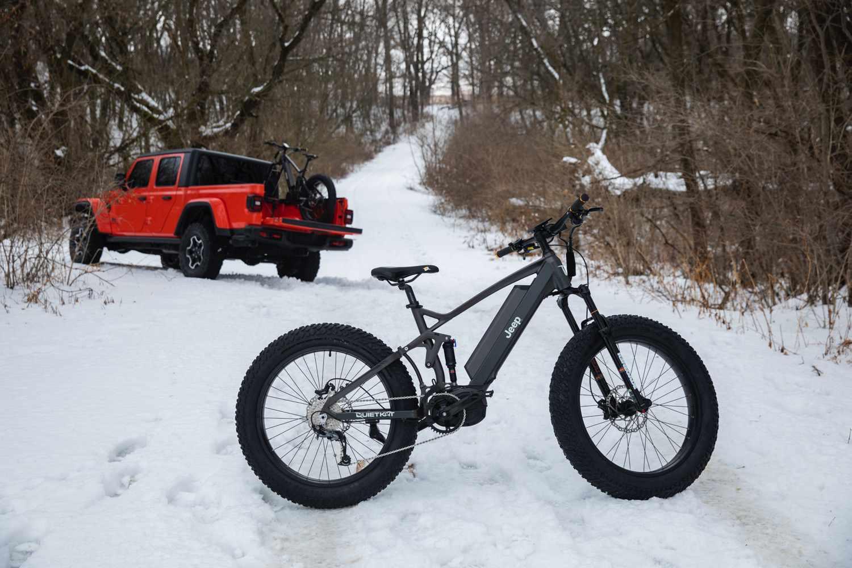 Jeep Bike with Jeep