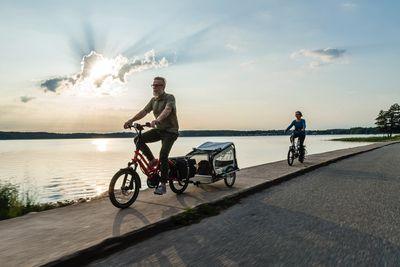 boomers on bikes