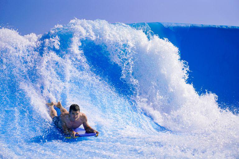 La carrera para crear la onda artificial perfecta