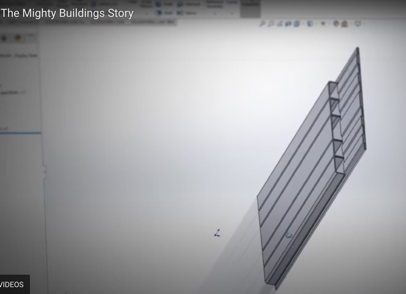 3D printed Panel