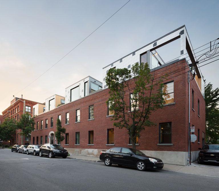 Cómo cambian los edificios: de Jam Factory a lencería y a hermosos apartamentos