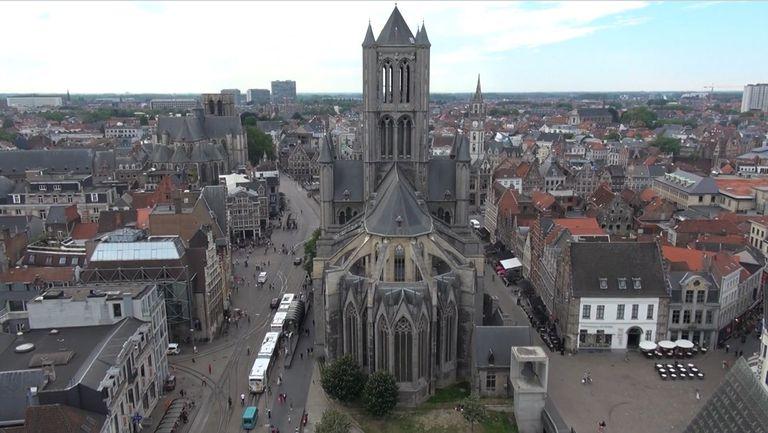 Cómo Gante se deshizo de los coches y transformó la ciudad en una década