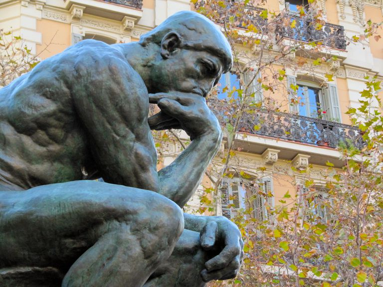 Tener pensamientos profundos tiene un impacto en la vida útil
