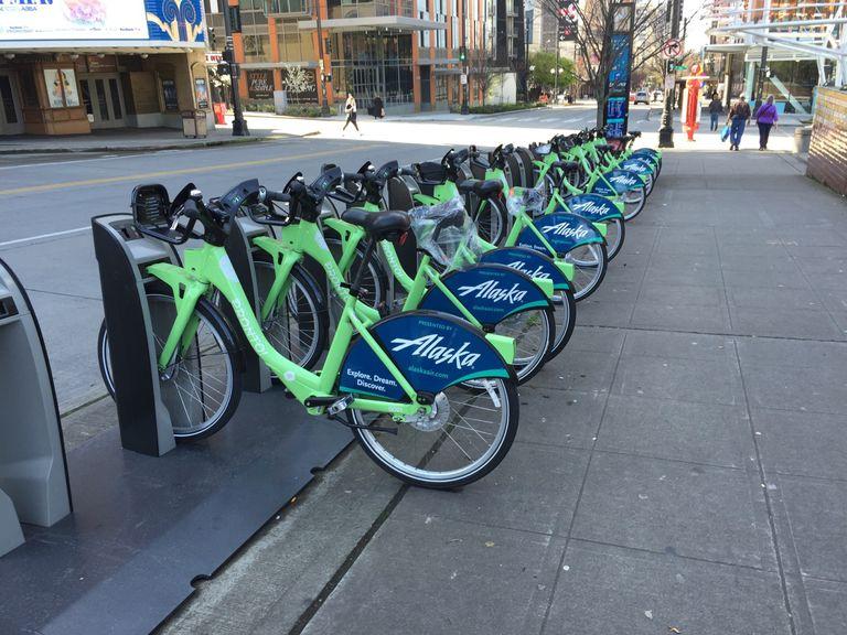 El sistema de bicicletas compartidas de Seattle se cerrará