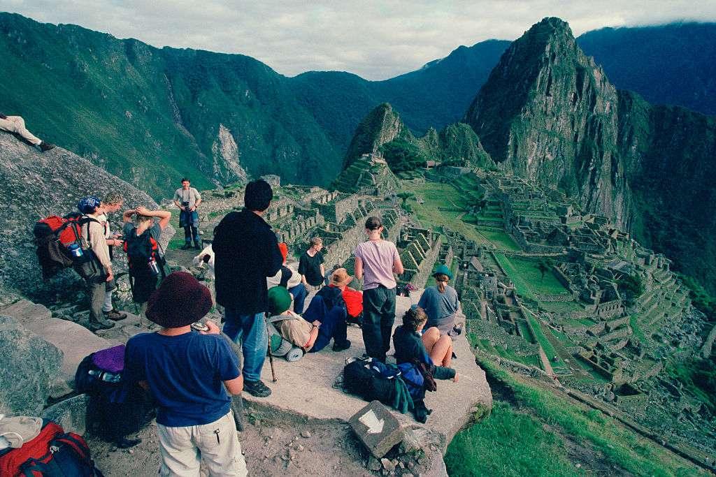 The Machu Picchu