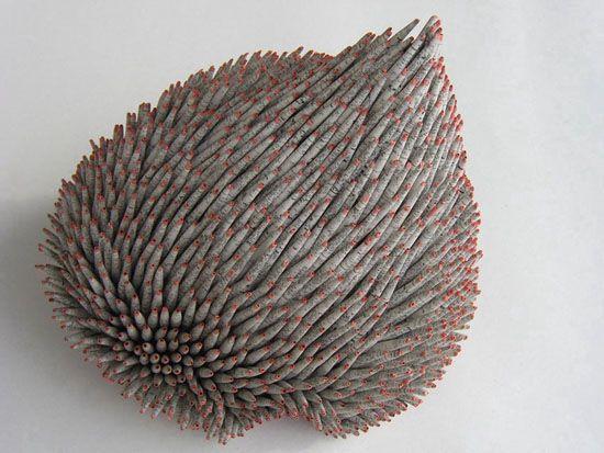 Valérie Buess paper art