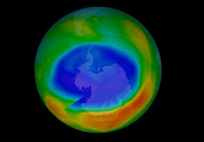 La capa de ozono de la Tierra aún puede estar en problemas