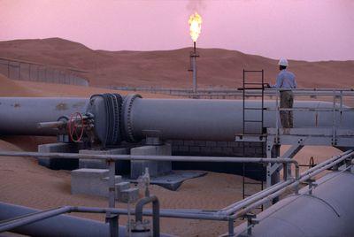 Saudi Arabia pipeline
