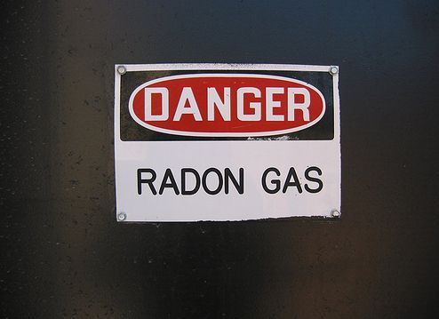 radon photo