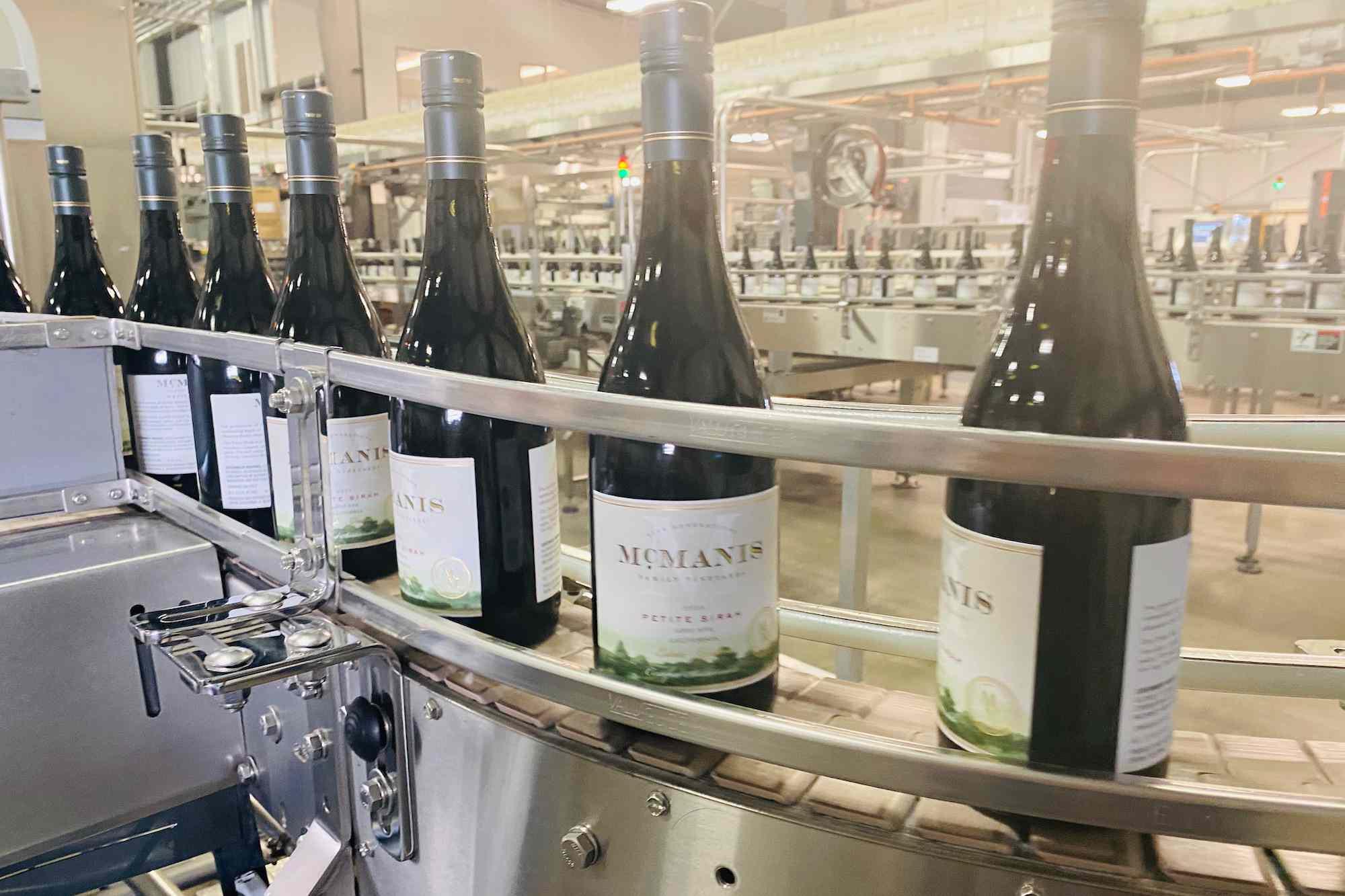 McManis winery